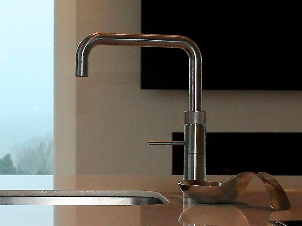 Luxury Kitchen Taps for Fitted Kitchens