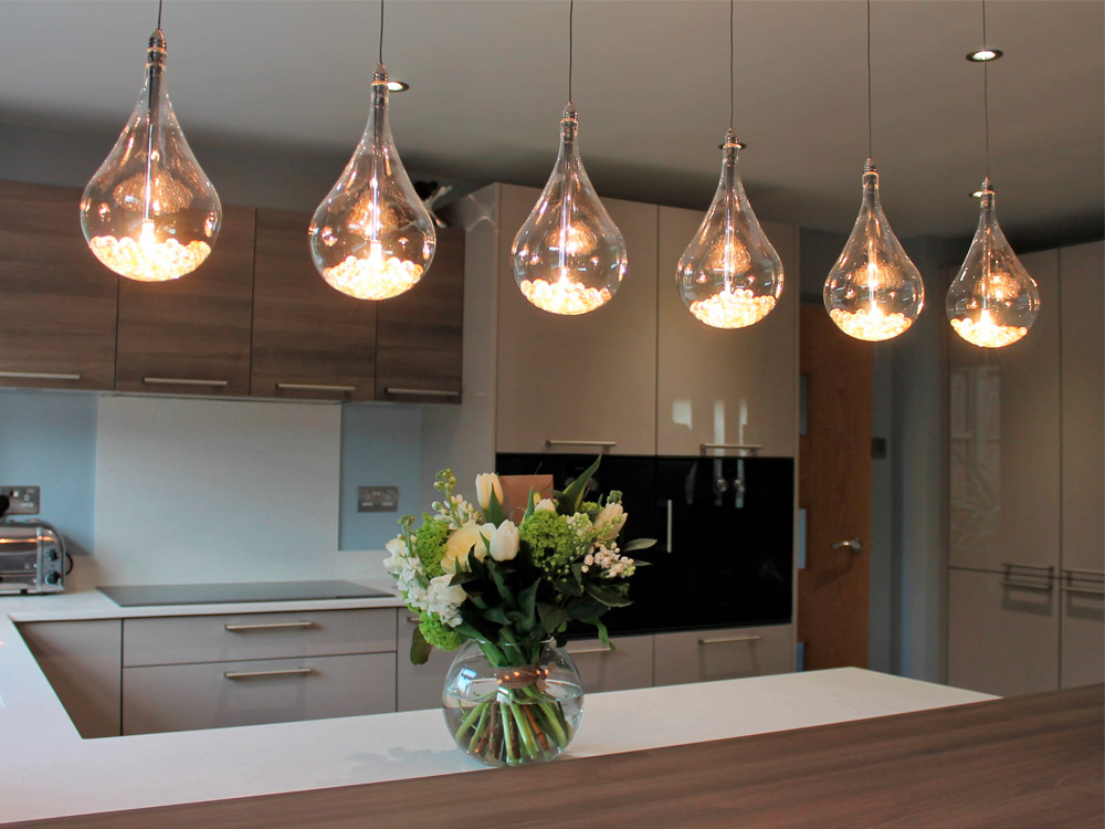 Inspirational Kitchen Lighting