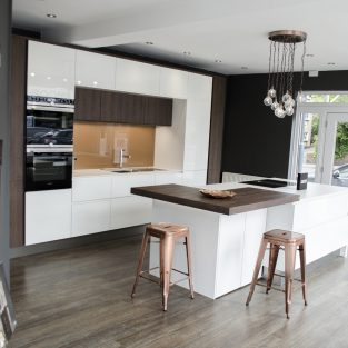 Discover a range of luxury LEICHT® kitchens on display at Kedleston Interiors.