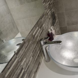 Discover luxury sinks from BAGNODESIGN at our Showroom on Kedleston Road.