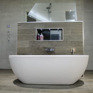 Discover luxury baths from BAGNODESIGN at our Showroom on Kedleston Road.